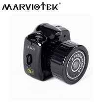 Micro portable HD CMOS 2.0 megapixel up to 32G memory card mini camera sport DV small camcorder video  audio outdoor recorder