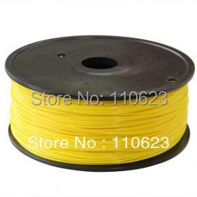 Geeetech PLA 3D Printer Filament 1.75mm 1kg/roll Golden Plastic Rubber Consumables Material MakerBot/RepRap/UP/Mendel 3d printer parts filament for makerbot reprap up mendel 1 rolls filament pla 1 75mm 1kg consumables material for anet 3d printer