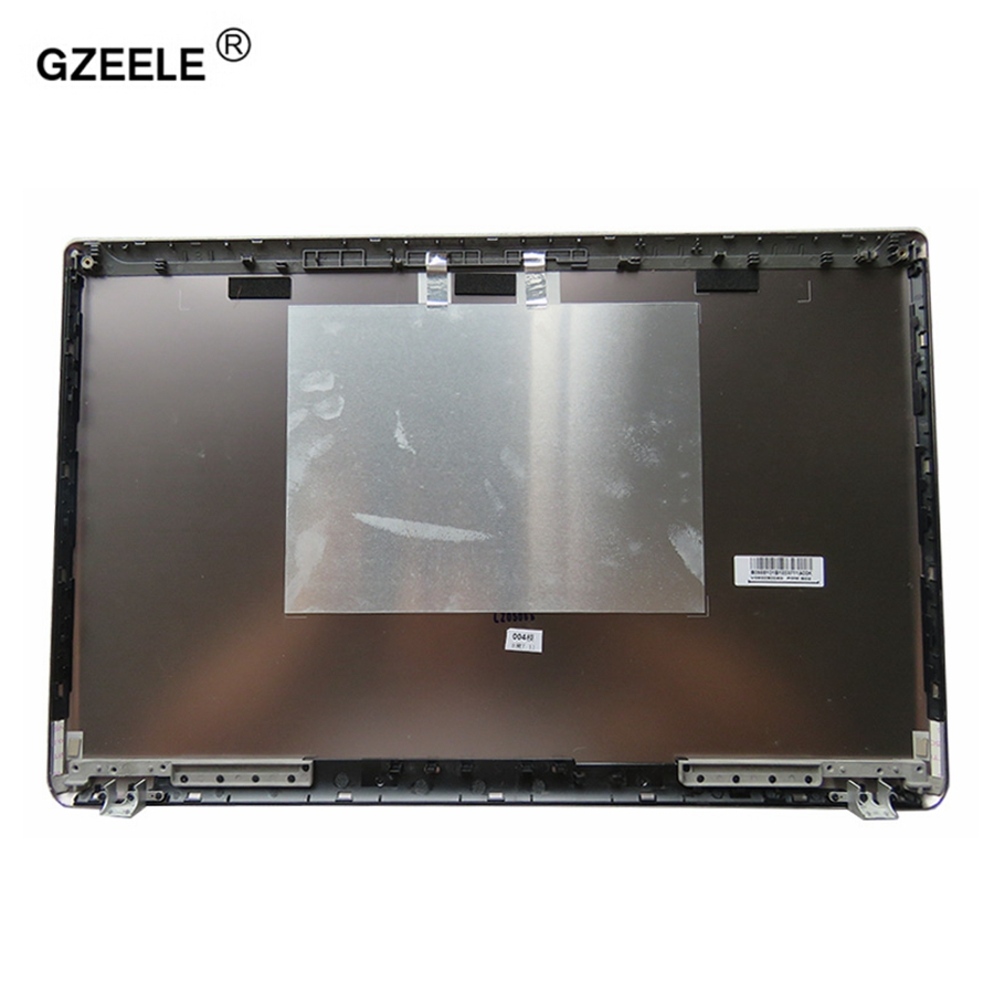 GZEELE NEW Top Cover for TOSHIBA Satellite P875 P870 V000280070 silver color LCD Back Rear Cover Lid Case A COVER gzeele new for dell for vostro 3360 v3360 p32g lcd back cover top rear lcd lid cover case silver 00nxwd