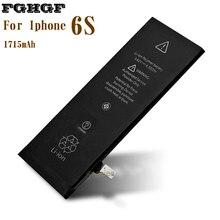 FGHGF Wholesale 10 Unids/lote Batería Del Teléfono Para El Iphone 6 S de China de Fábrica 3.8 V 1715 mah AAA Qlty 100% Prueba 0 ciclo Puede OEM