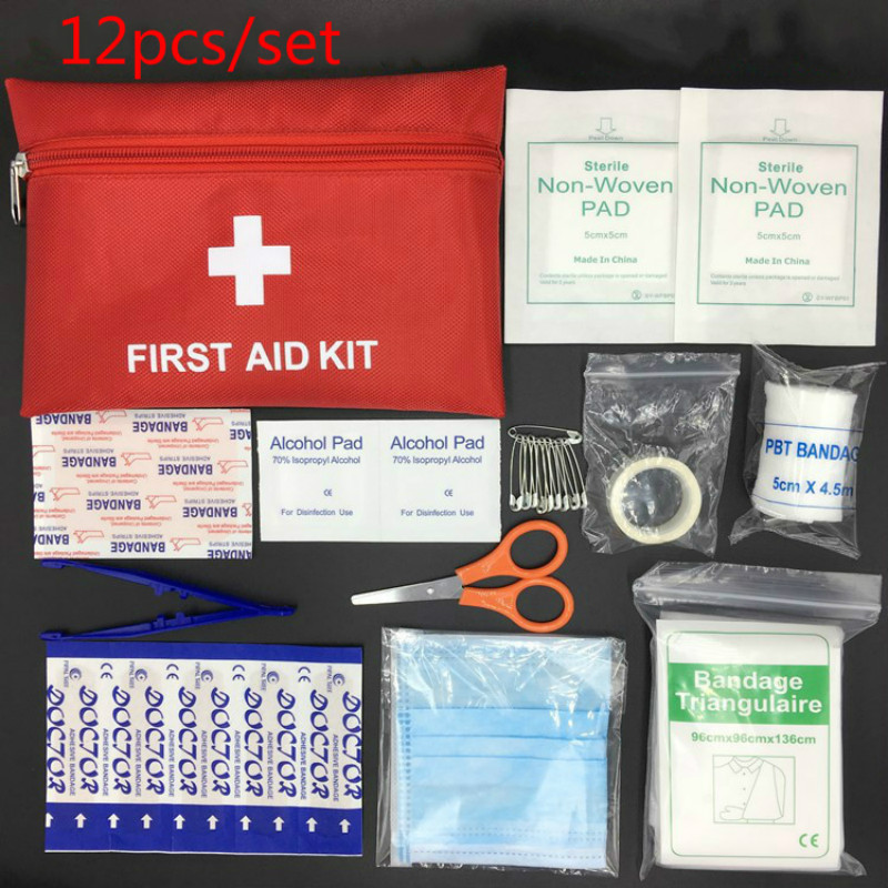 Hot Sale Emergency survival bag Mini Family First Aid Kit Sport Travel kits Home Medical Bag Outdoor Car First Aid BagHot Sale Emergency survival bag Mini Family First Aid Kit Sport Travel kits Home Medical Bag Outdoor Car First Aid Bag