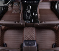 High Quality Front And Rear Car Floor Mat Carpets Custom Fit Case For Cadillac Escalade 2009