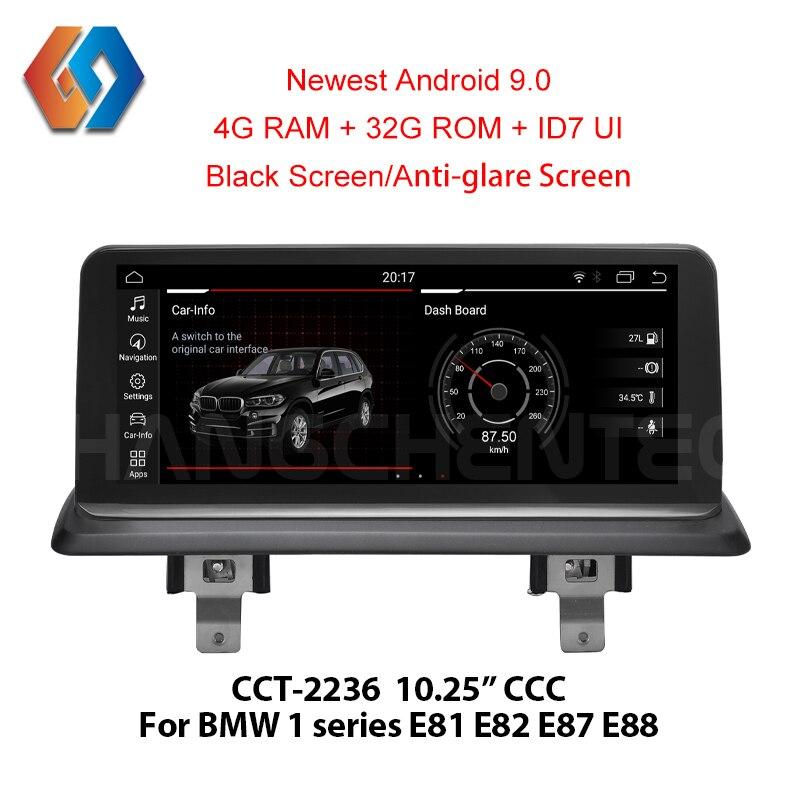 Автомобильный GPS Мультимедиа для BMW E87 2006 2012 CCC системы Android сенсорный экран радио встроенный WiFi BT Рулевое колесо управления 36