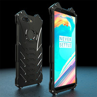 One Plus 5T Metal Cases For Oneplus 5T Case On Oneplus 5t Cool Batman Holder Bumper