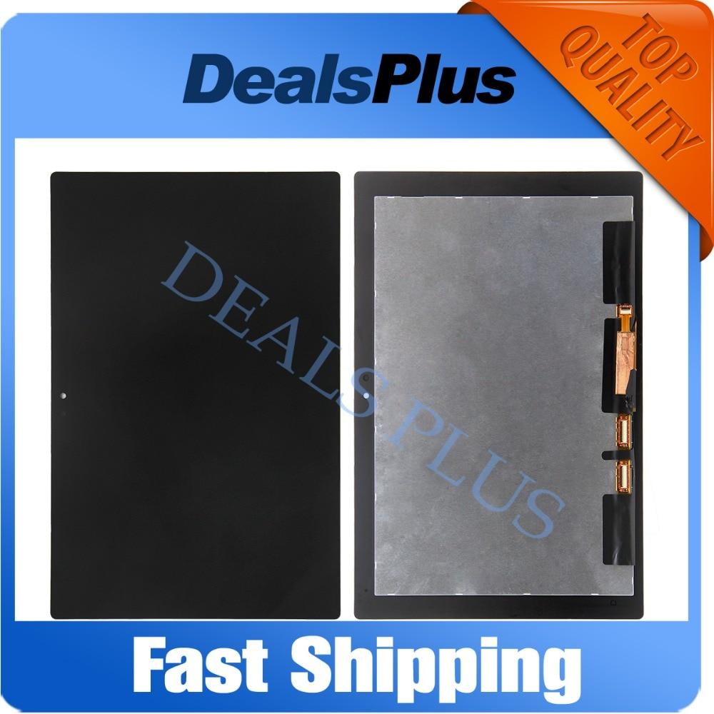 Remplacement nouveau LCD écran tactile assemblée pour Sony Xperia Z4 tablette SGP771 SGP712 10.1 pouces noir