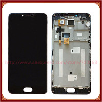 For Meizu M3 Note LCD Screen With Touch Screen Digitizer Assembly With Frame For Meilan Note