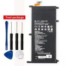 Original High Capacity BL-T17 Tablet Battery for LG G PAD X 8.3 VK815 VK810 V520 V522 4800mA