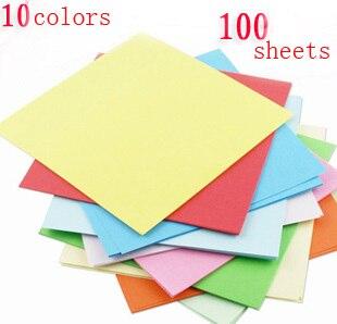 100 листов 25*25 см дети студент