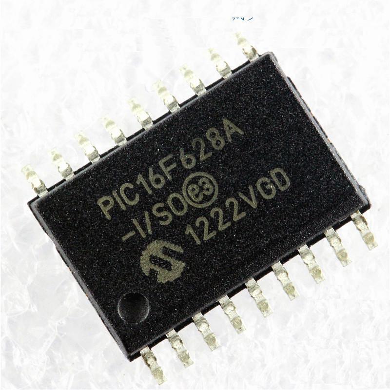 2 PCS PIC16F628A-I/SO PIC16F628A SOP-18 CHIP IC NEW bd9285f sop 18