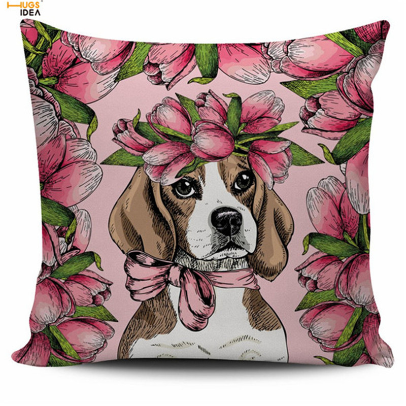 Choose Your Dog Handmade Cushion Cover Jack Russell Terrier Cushion Cover