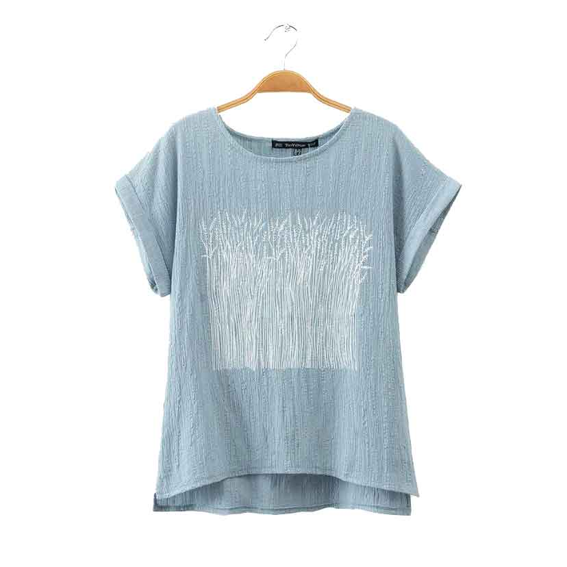 Summer Clothing Women T Shirt Short Sleeve Breathable
