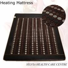 China supplier health nerve pain relief mattress tourmaline health products negative ion mattress with Free Gift eye cover