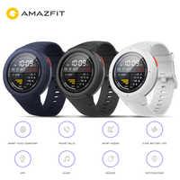 Globalna wersja Hua mi AMAZFIT Verge Smartwatch gps IP68 ekran amoled odbieranie połączeń Smartwatch Multi sport dla mi mi 8