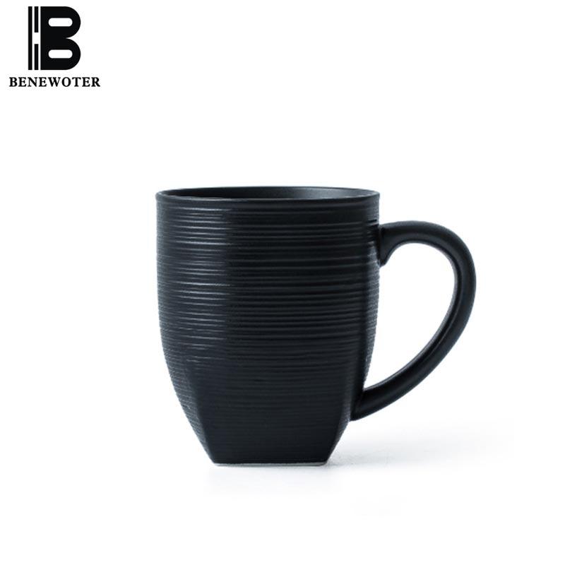 Aliexpress.com : Buy 410ml Brief Nordic Matte Black and