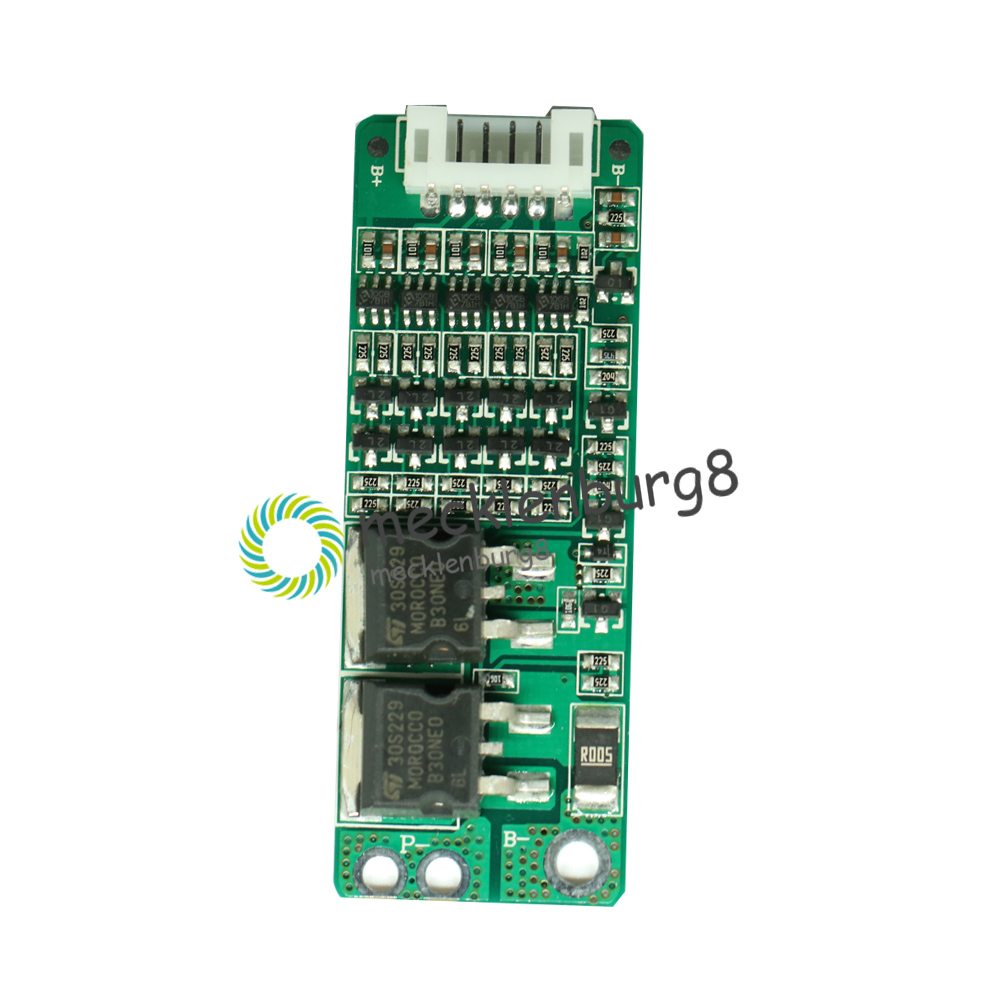 5S 18650 15A 21V BMS Protection PCB Board Li-Ion Lithium Battery  SL