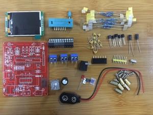 Image 4 - 2018 Russian mega328 DIY kits Transistor Tester LCR Diode Capacitance ESR meter PWM Square wave Frequency Signal Generator