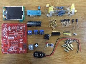 Image 4 - Mega328 Kit DIY de transistores, probador de transistores, medidor de ESR de capacitancia de diodo LCR, PWM, generador de señal de frecuencia de onda cuadrada, 2018