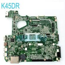 K45DR материнская плата для ноутбука ASUS A45D A45DR K45D R400DR R400D K45DR ноутбук материнская плата AMD Radeon HD 7470 M 7640G