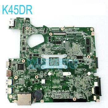 K45DR Motherboard For ASUS A45D A45DR K45D R400DR R400D K45DR Laptop Mainboard Radeon HD 7470M 7640G