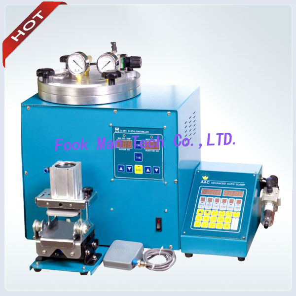 Free Shipping High Quality Jewelry Casting Machine 3 kg Capacity Digital Vacuum Wax Injector