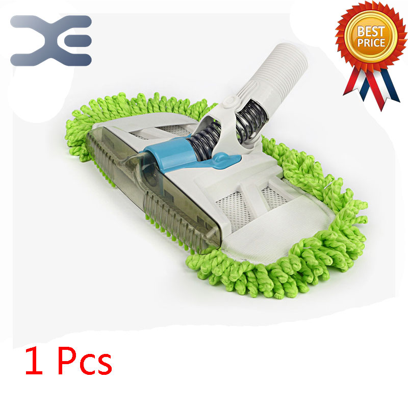 ФОТО High Quality Universal Vacuum Cleaner Accessories Floor Brush Smart Care Brush 32mm Household Vacuum Cleaner Head