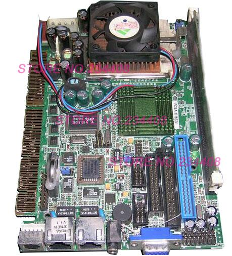 industrial motherboard PCISA-3716E2V Industrial Board tested good working perfect sbc8251 rev c2 industrial board 586 isa half size cpu card tested good working perfect