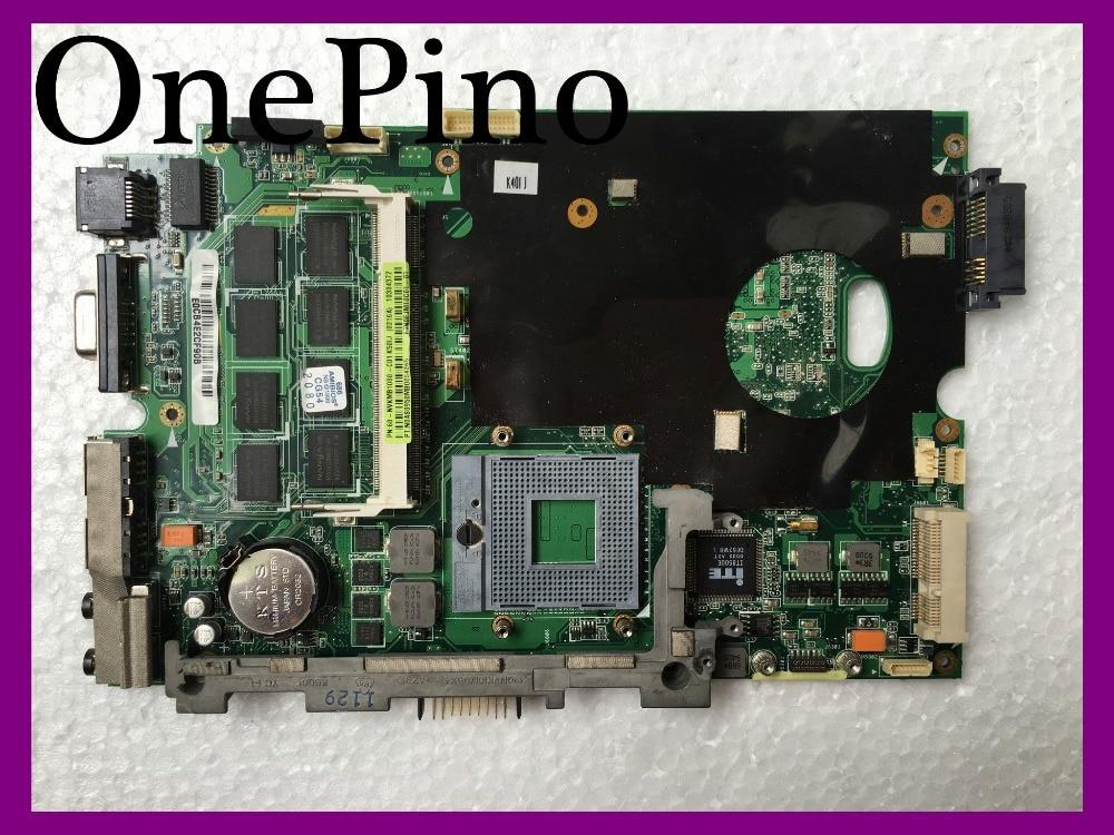 K50IJ motherboard fit for K50IJ motherboard REV2.1 GL40 K40IJ K50IJ motherboard tested working цены онлайн