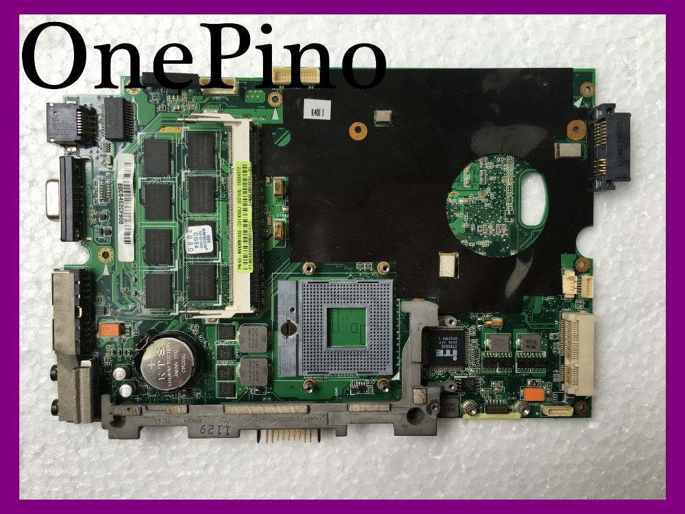 купить K50IJ motherboard fit for K50IJ motherboard REV2.1 GL40 K40IJ K50IJ motherboard tested working онлайн