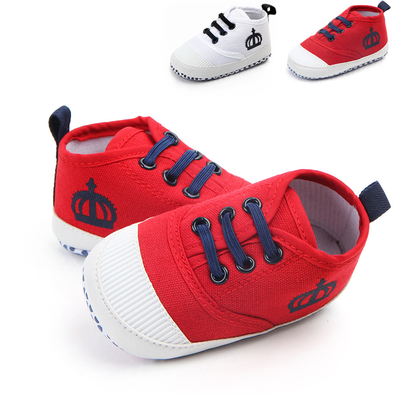 Baby Boy Shoes For Summer And Spring With Canvas Style  Infant Shoes Baby Shoes New Born Shoes For Baby Boy Prewalking .
