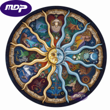 DIY 12 Mandala diamond painting Universe Meditation dimaond embroidery full drill mosaic round