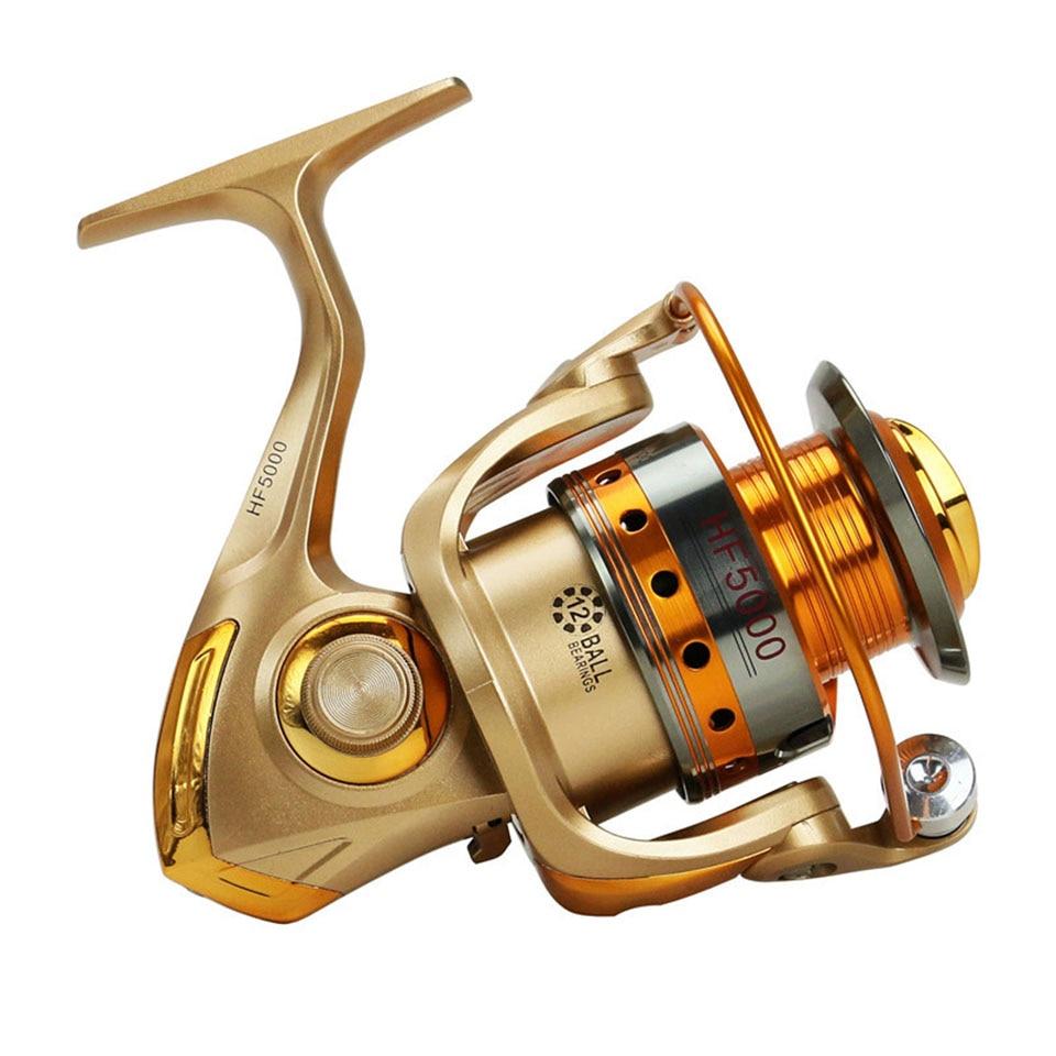 Novi kalem za pecanje s morskom vodom 12BB 500-9000 serija metalna - Ribarstvo - Foto 5