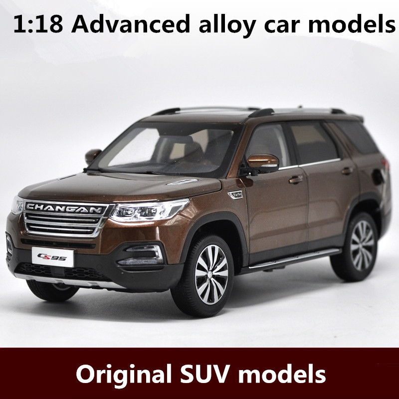 1:18 Advanced alloy car models,high simulation CS95 SUV  model,metal diecasts,childrens toy vehicles,free shipping1:18 Advanced alloy car models,high simulation CS95 SUV  model,metal diecasts,childrens toy vehicles,free shipping