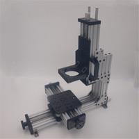 CNC Micro Mill MiniMill Mechanical Bundle kit 3 Axis Modular Machine not assemble