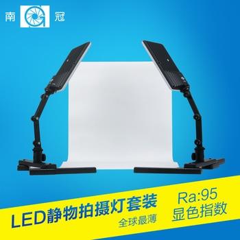 Nanguang 36W CN-T96 2Kit Portable LED Photo Lighting kit Ra 95 Wholesale 2016 new products Portable LED Studio Lighting NO00DG