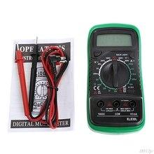 цена на Digital Multimeter Voltmeter Ammeter OHM Volt Tester LCD Test AC DC Current Meter Overload Protection Multimeter