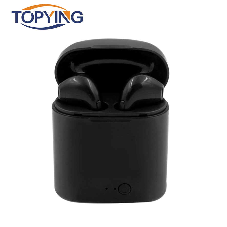Mini Wireless Earphone Earbuds Business Bluetooth Earphone Invisible Noise Canceling With Mic For Phone Calls
