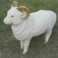 Simuluation白羊大110 × 90センチヤギプロップ