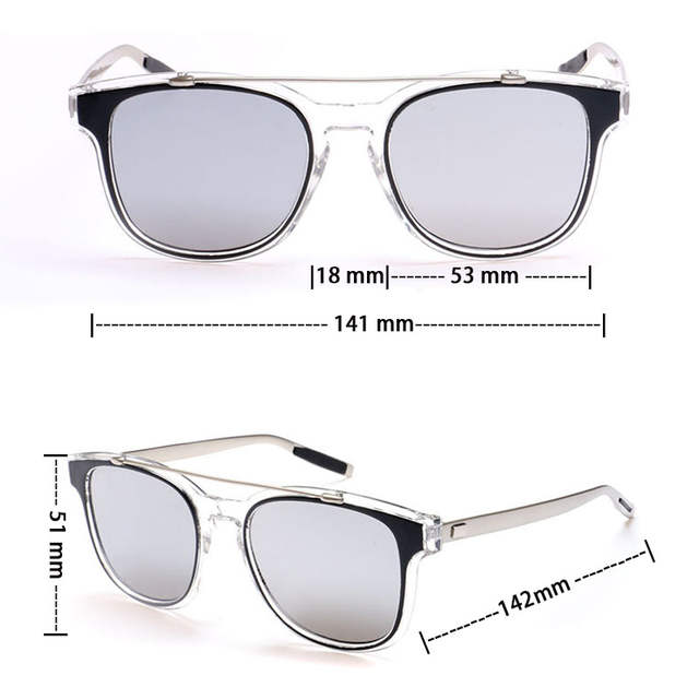 603174d2dd4 VEGA New Cat Eye Sunglasses Men Women Unisex Fashion Latest Eyewear Anti  Glare Visor Glasses Clear