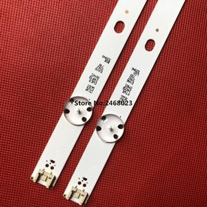 Image 4 - New 10set=20pcs 5LEDs 590mm LED strip for LG TV 32LH510B 32LH51_HD S SSC_32INCH_HD LGE_WICOP_SVL320AL5 Innotek direct 32inch CSP