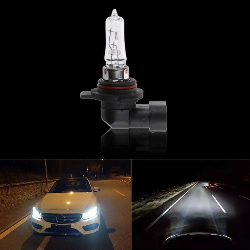 9012 HIR2 Car Light Bulb 12V 55W 4300K  Clear White Car-styling High/Low Beam Headlights Lamp Bulb Auto Accessories