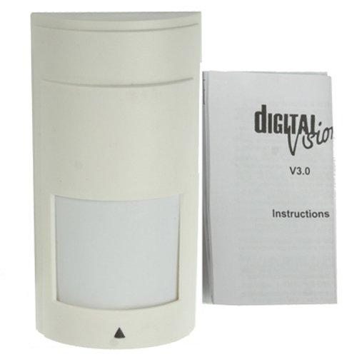 (10 PCS) Intérieur filaire PIR et micro-ondes numérique détecteur de mouvement intelligent haute qualité paradoxe PA-525D Pour Livraison Gratuite