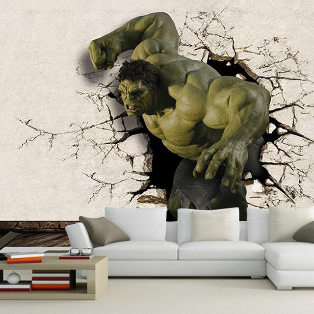 Creative Wallpaper For Walls aliexpress : buy custom photo wallpaper 3d stereoscopic