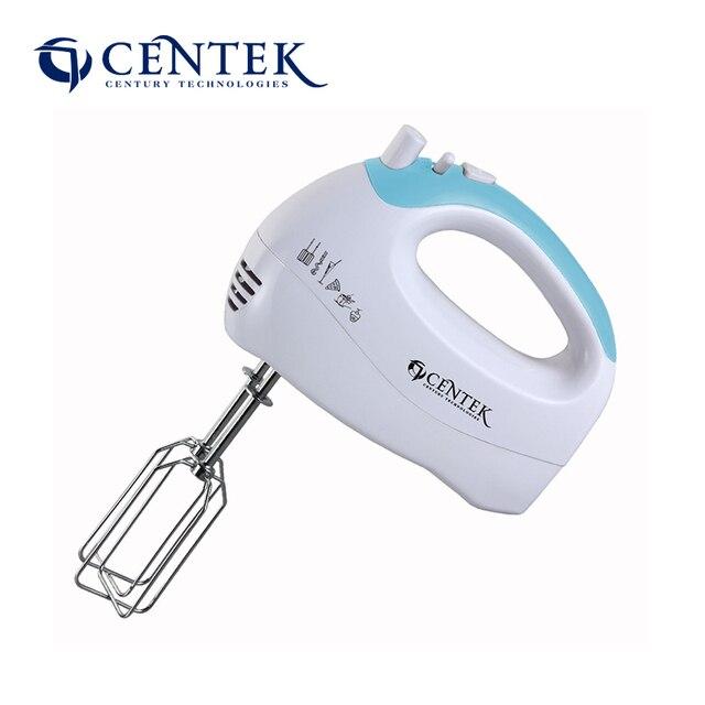 Ручной миксер Centek CT-1103 Мощность 175 Вт 5-ступенчатая сопла 2