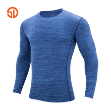 Plus Size XXXXXL T Shirt Men Fashion Couple Fitnes Clothes Long Sleeves Solid Color Quick drying
