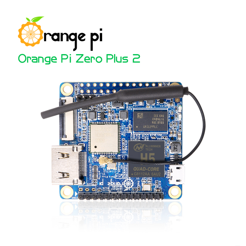 US $23 9 |Orange Pi Zero Plus2 H5 Quad core Wifi Bluetooth mini PC Beyond  Raspberry Pi 2 Wholesale is available-in Demo Board from Computer & Office