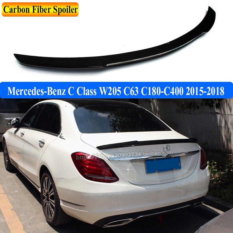 For Mercedes Benz C Class W205 C63 C180 C400 2015 2018