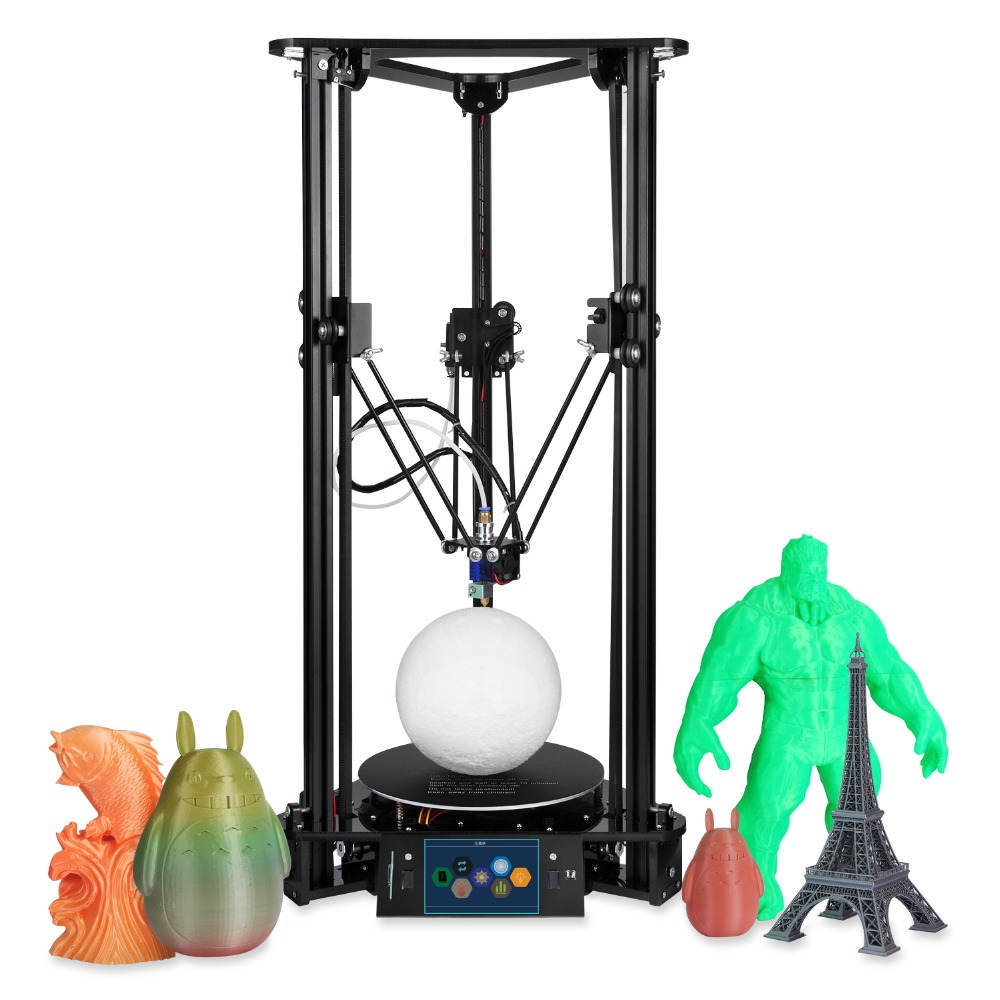 Sinis T1 Plus Competitive Price Delta 3d Printer Novelty Toys for Kids Kossel Large 3d Printer