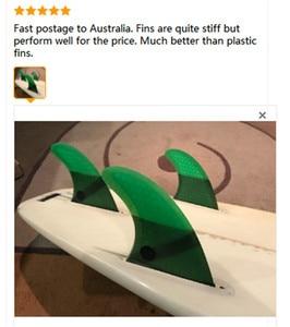 Image 5 - SURF Future Fins G3/G5/G7 Стекловолоконные сотовые доски для серфинга ласты prancha quilhas de
