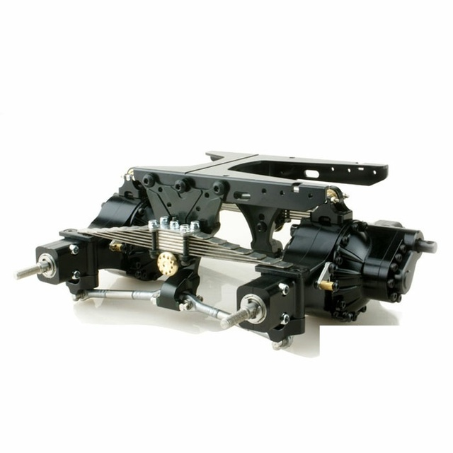 1PC 1/14 Truck Rear Suspension Assembly Kit X 8013 A Metal TAMIYA ...