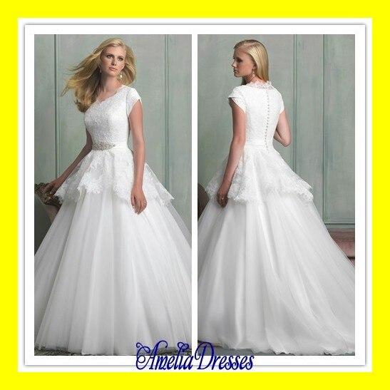 Short White Wedding Dress Mormon Dresses Hippie Red Nicole Miller ...